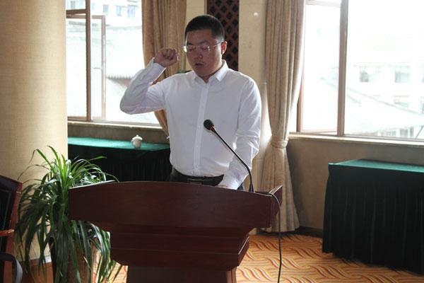 东坡区五届人大常委会第三十二次会议召开