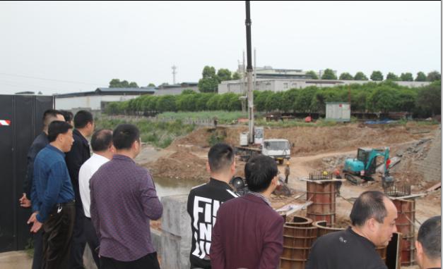 区人大常委会专题视察2020年水毁工程恢复建设情况